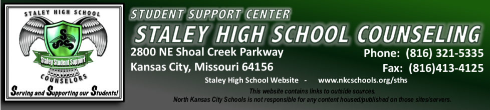 Staley High School Counseling